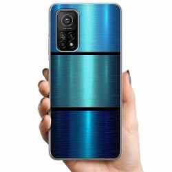 Xiaomi Mi 10T TPU Mobilskal Blå