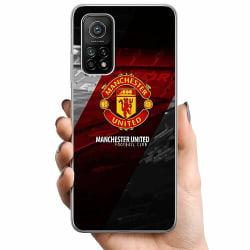 Xiaomi Mi 10T TPU Mobilskal Manchester United FC