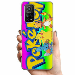 Xiaomi Mi 10T TPU Mobilskal Pokemon