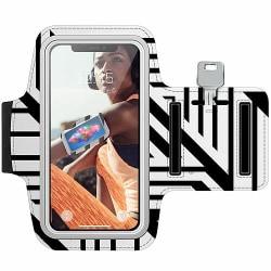 Samsung Galaxy S7 Träningsarmband / Sportarmband -  Pattern