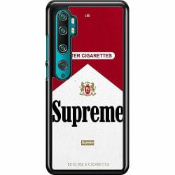 Xiaomi Mi Note 10 Pro Hard Case (Svart) Cigarette Package