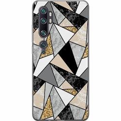 Xiaomi Mi Note 10 Pro Thin Case Marble Print