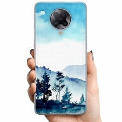 Xiaomi Poco F2 Pro TPU Mobilskal Beautiful Nature