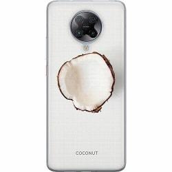 Xiaomi Poco F2 Pro Mjukt skal - Coconut