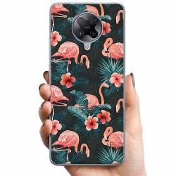 Xiaomi Poco F2 Pro TPU Mobilskal Flamingo