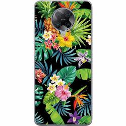 Xiaomi Poco F2 Pro Mjukt skal - Tropical Vibe