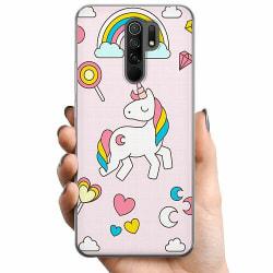 Xiaomi Redmi 9 TPU Mobilskal UNICORN