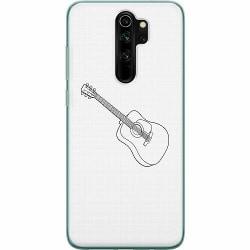 Xiaomi Redmi Note 8 Pro Mjukt skal - Guitar