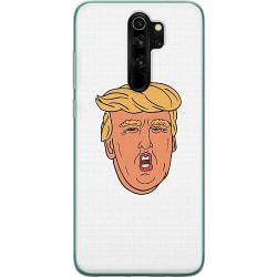 Xiaomi Redmi Note 8 Pro Mjukt skal - Trump