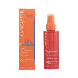 4-pack, Sololja Sun Beauty Dry Touch Lancaster SPF50 (150ml x 4)
