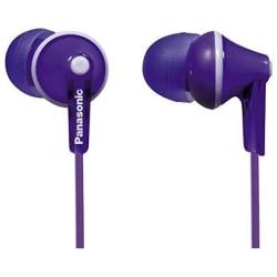 Hörlurar Panasonic in-ear Violett