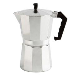 Italiensk Kaffepanna Quid Aluminium (6 koppar) Silver
