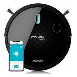 Robotdammsugare Cecotec Conga 1090 64dB WiFi