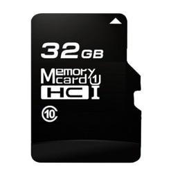 32GB MicroSDHC Minneskort Class10