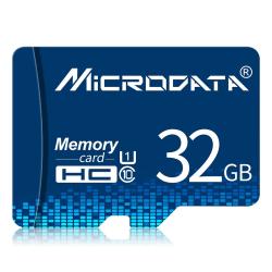 MICRODATA 32GB micro SDHC Minneskort U1 TF