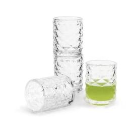No1 Sagaform Club shotglas 4-pack