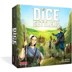 Dice Settlers (Engelsk)
