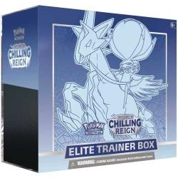 Pokemon Sword & Shield 6 Chilling Reign Elite Trainer Box - Ice