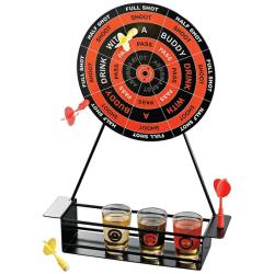 Bullseye magnetisk dartspel ultimata drinkspel till förfester