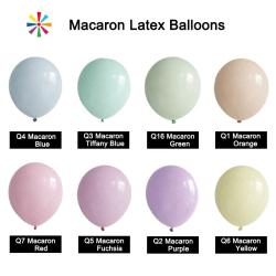 Latexballonger Pastell 25-pack, 30cm Ljusrosa Q7