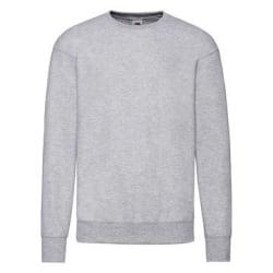 Fruit of the Loom Men's Long Sleeve T-Shirt Gray L