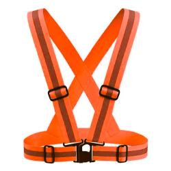 Reflexväst - Orange Orange