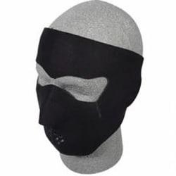 Facemask hel Ice, Svart