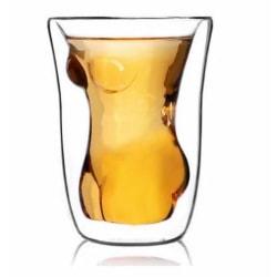Glas Sexy Woman