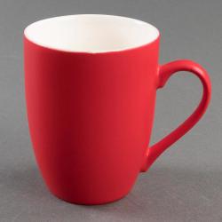Mugg 6-pack - Röd