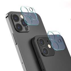 2-Pack Linsskydd för iPhone 12 Pro Max Kamera i härdat glas  Transparent iPhone 12 Pro Max (6.7)