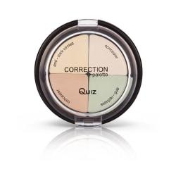Kontursmink Concealer Contour kit - Quiz Cosmetic