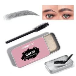 Eyebrow - Brow soap - Bryntvål - Styling gel Transparent