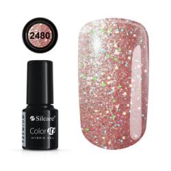 Gellack - Color IT - Premium - Unicorn - *2480 UV-gel/LED Rosa