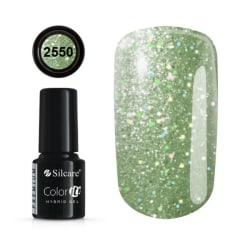 Gellack - Color IT - Premium - Unicorn - *2550 UV-gel/LED Grön