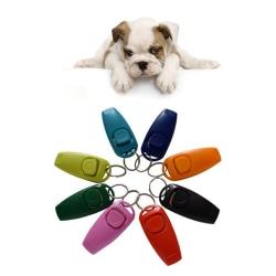 Hundvisselpipa med klicker - För träning av din hund