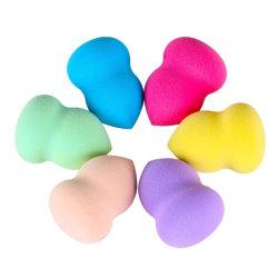 Makeupsvamp Eggsponge Puderpuff multifärg