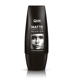 Matte perfection - Oil free - Foundation- *01 - Quiz Cosmetic