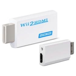 Wii till HDMI-adapter, 1080p Full-HD Nintendo