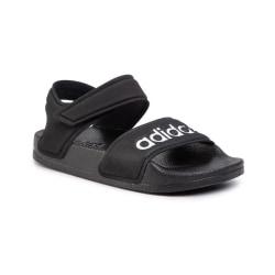 Adidas Adilette Sandal Svarta 34