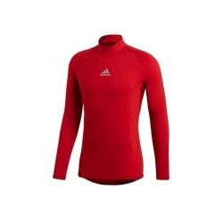 Adidas Alphaskin Climawarm Röda 182 - 187 cm/XL