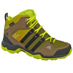 Adidas AX2 Mid CP K Svarta,Gula,Bruna 35.5