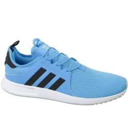 Adidas Xplr Svarta,Blå 42