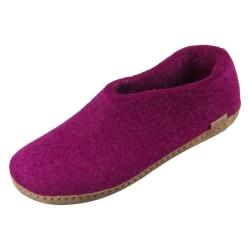Glerups DK Shoe Rödbrunt 40