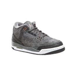 Nike Air Jordan 3 Retro BG Gråa 37.5