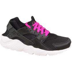 Nike Huarache Run GS Svarta 37.5