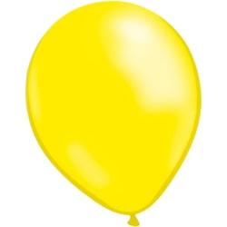 Ballonger Gula Födelsedag Fest Student 25-pack. Gul