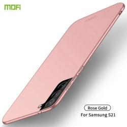 MOFI ultratunt skal - Samsung Galaxy S21 Rosa