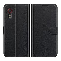 Plånbok för Samsung Galaxy Xcover 5  Svart