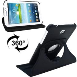 Roterbart fodral med stöd till Samsung Galaxy Tab 3 7.0