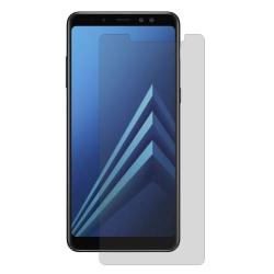 Samsung Galaxy A8 Plus (2018)- Premium Glas Skärmskydd Transparent